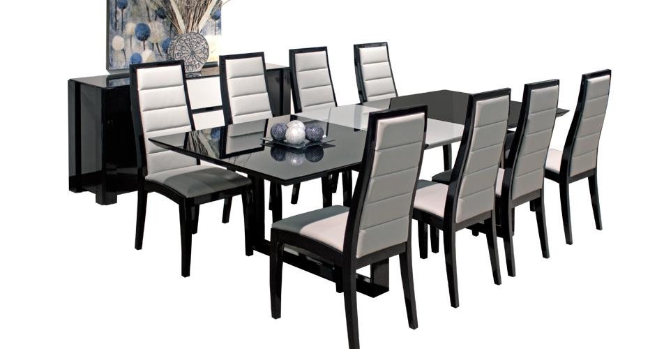 Natalia Dining Set Jordan Expandable Square Table