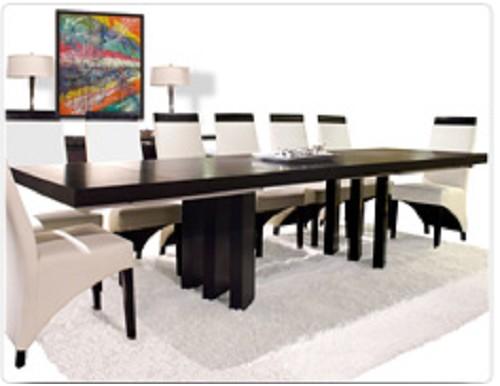 Verona wenge dining table - Table wenge ikea ...
